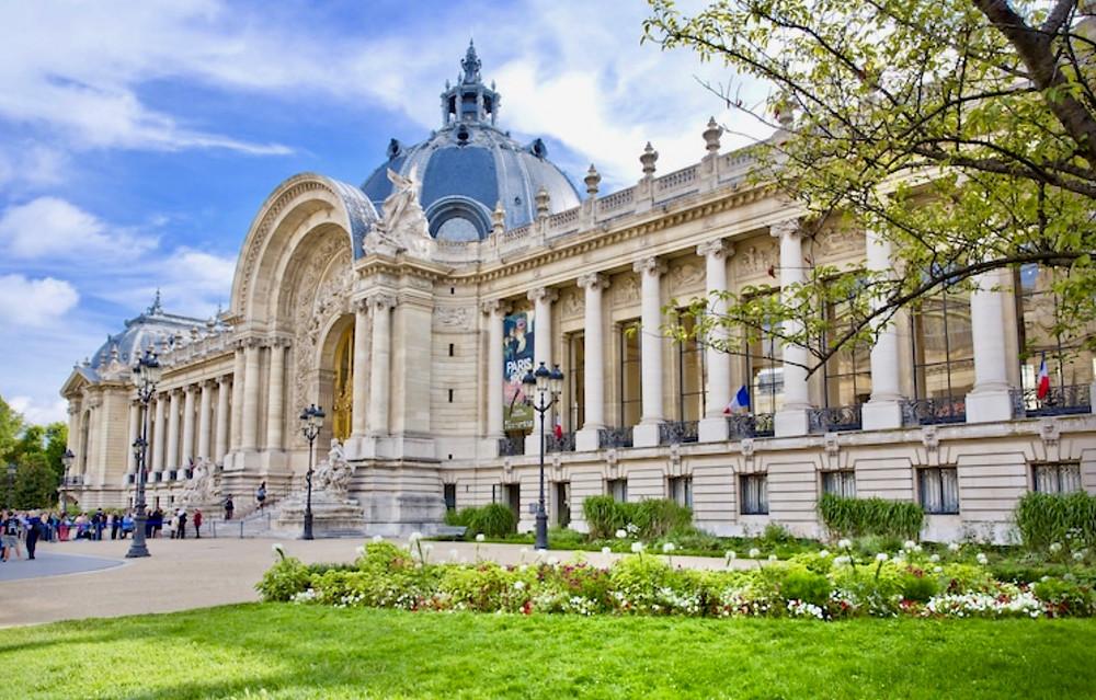 the Petit Palais in Paris