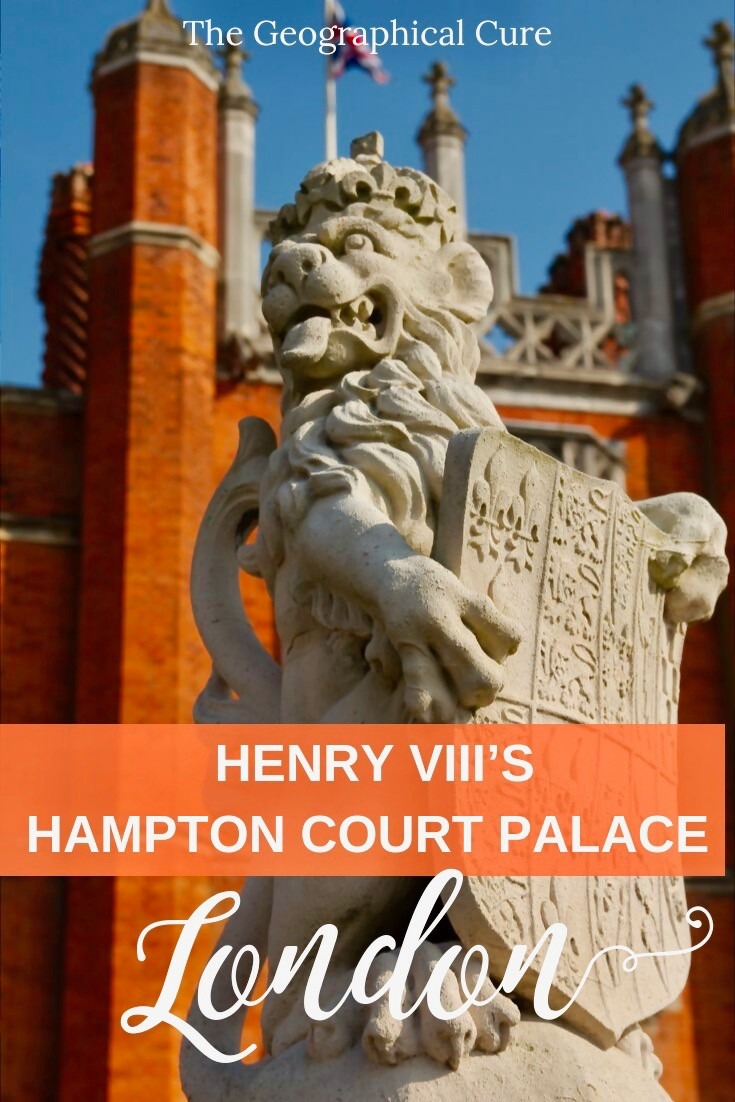 Hampton Court Palace, Henry VIII's Favorite Royal Palace and Playground