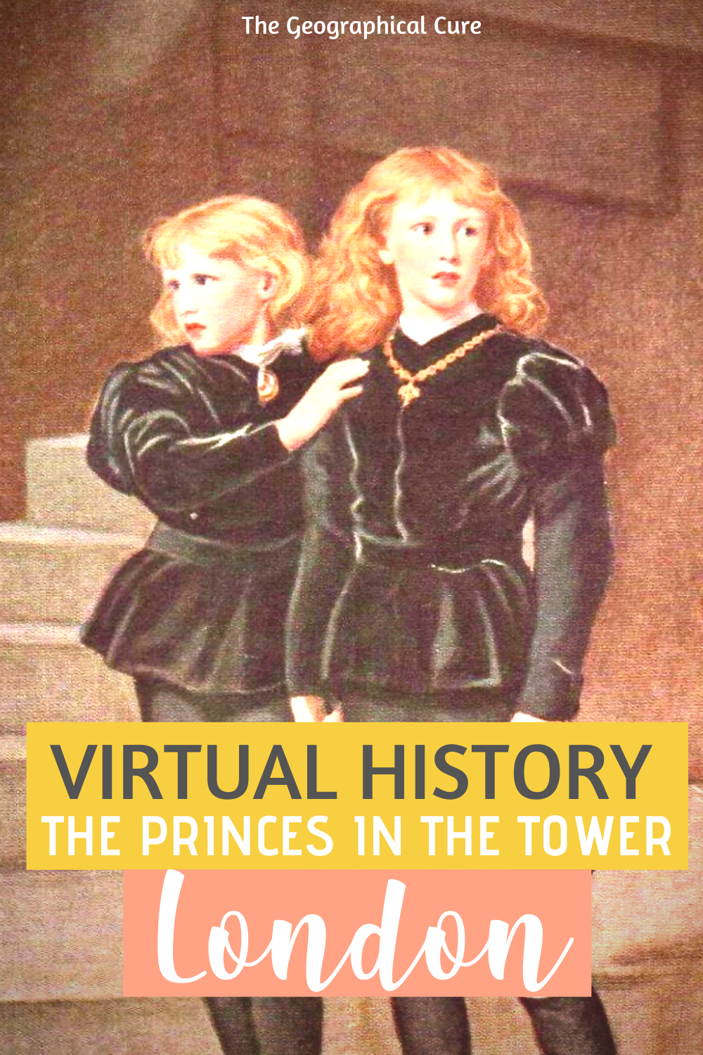 The princes in the tower -- the greatest unsolved murder mystery in British history