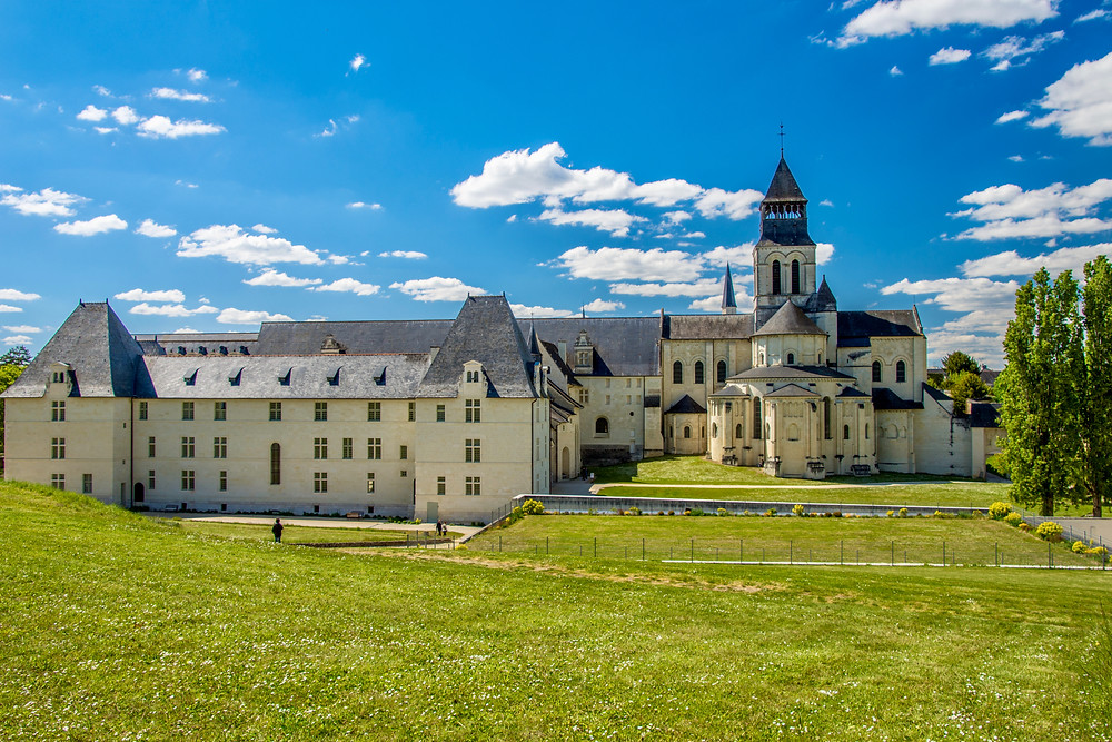 Royal Abbey of Our Lady of Fontevraud