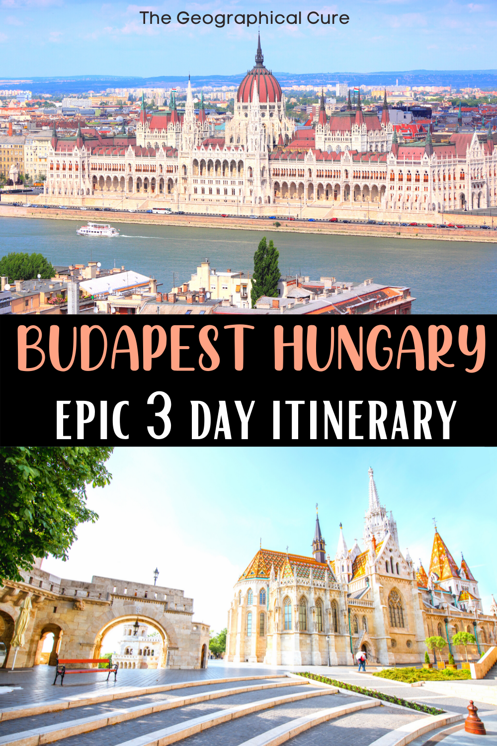 the best itinerary for Budapest, covering must see attractions and 5 possible day trips