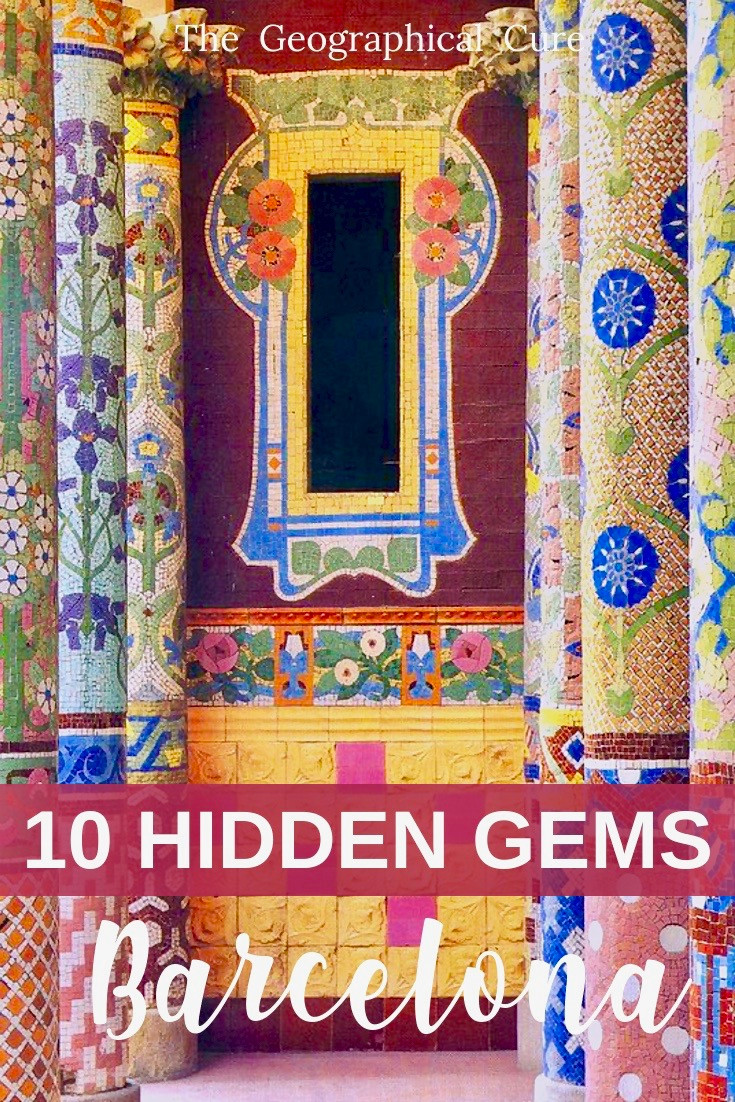 10 Hidden Gems in Barcelona Spain