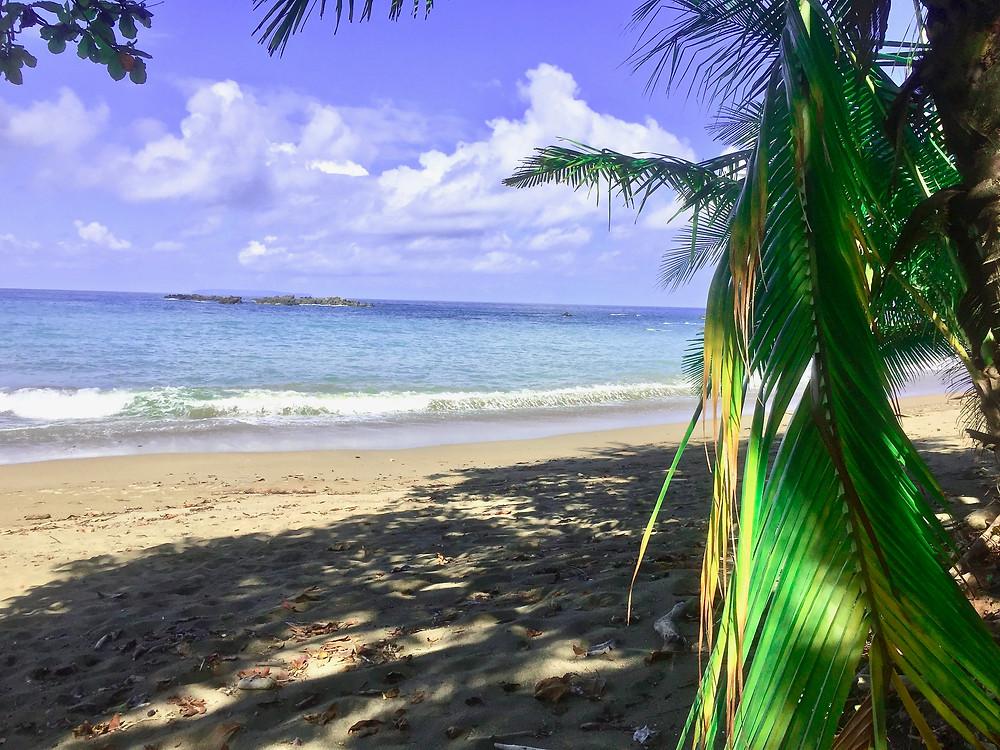 Dominicalita Beach in southern Costa Rica