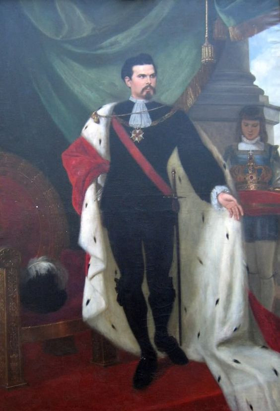 King Ludwig II of Bavaria
