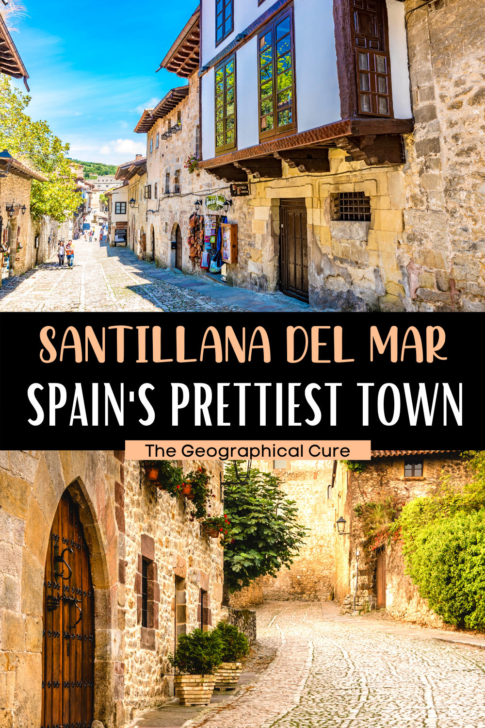 guide to Santillana Del Mar, one of Spain's most beautiful villages