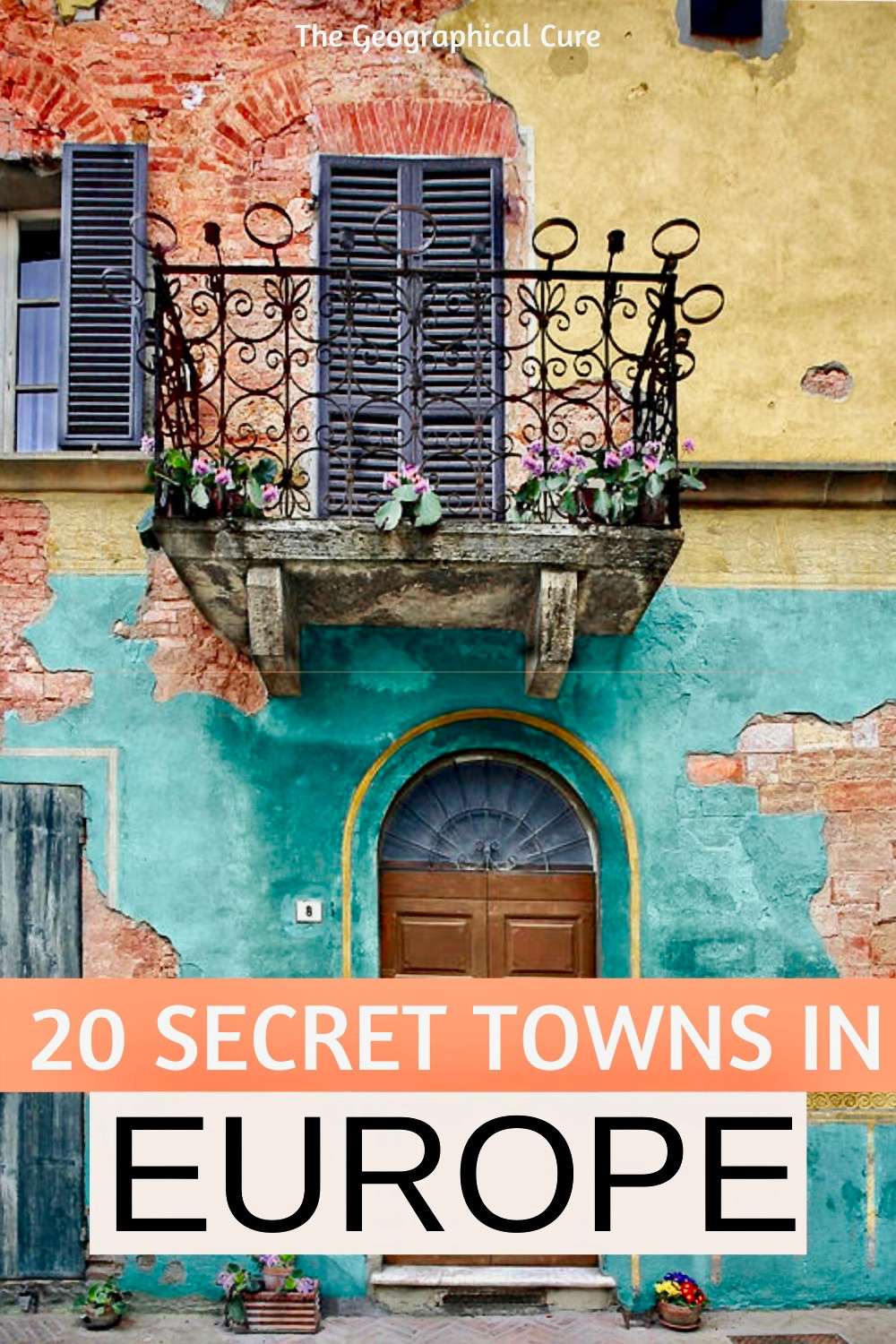 20 secret towns in Europe for your bucket list