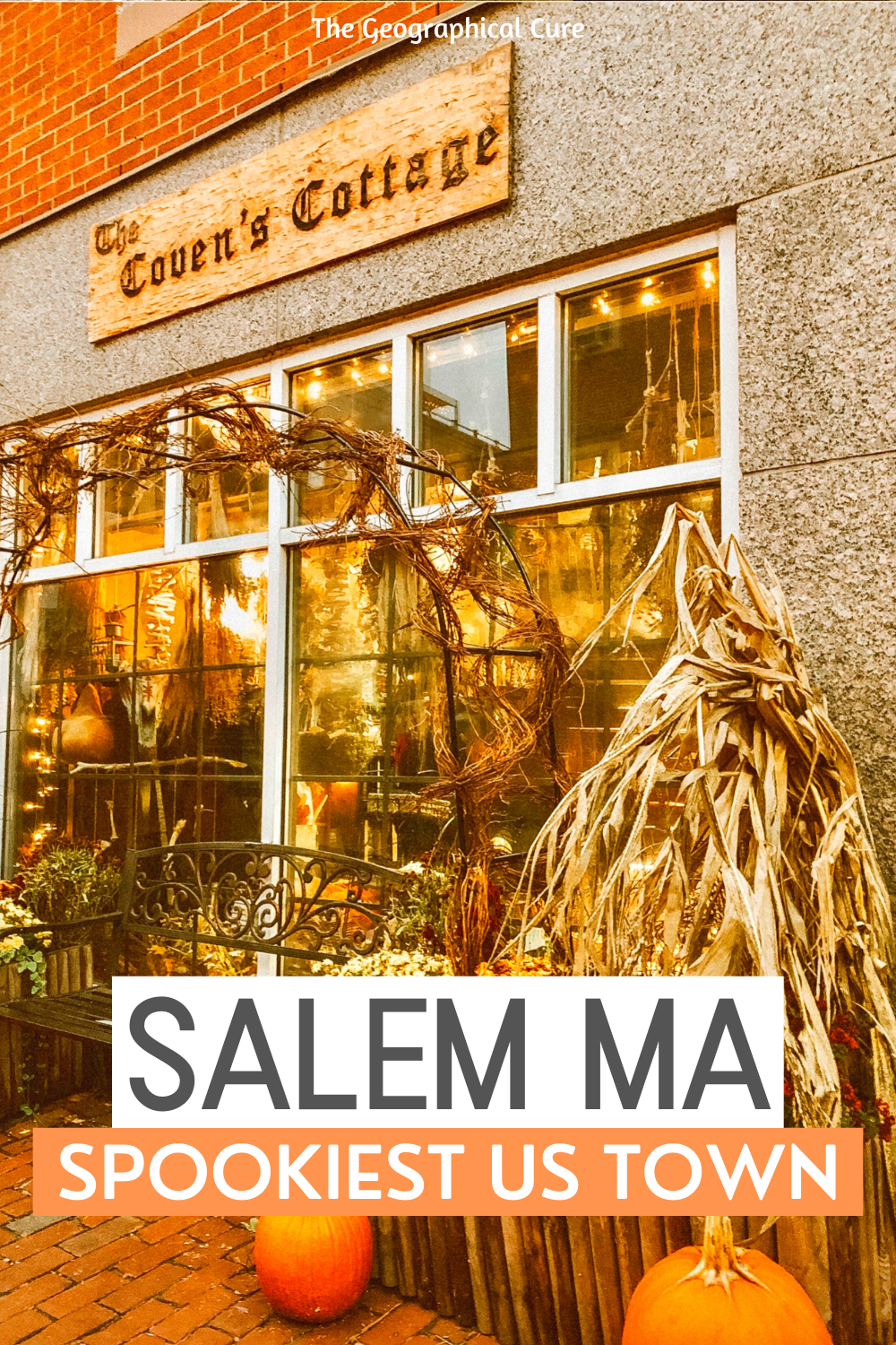 Guide to Salem Massachusetts, America's Spookiest Town