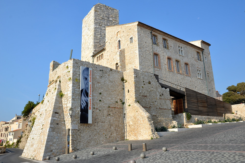 Picasso Museum in Antibes France