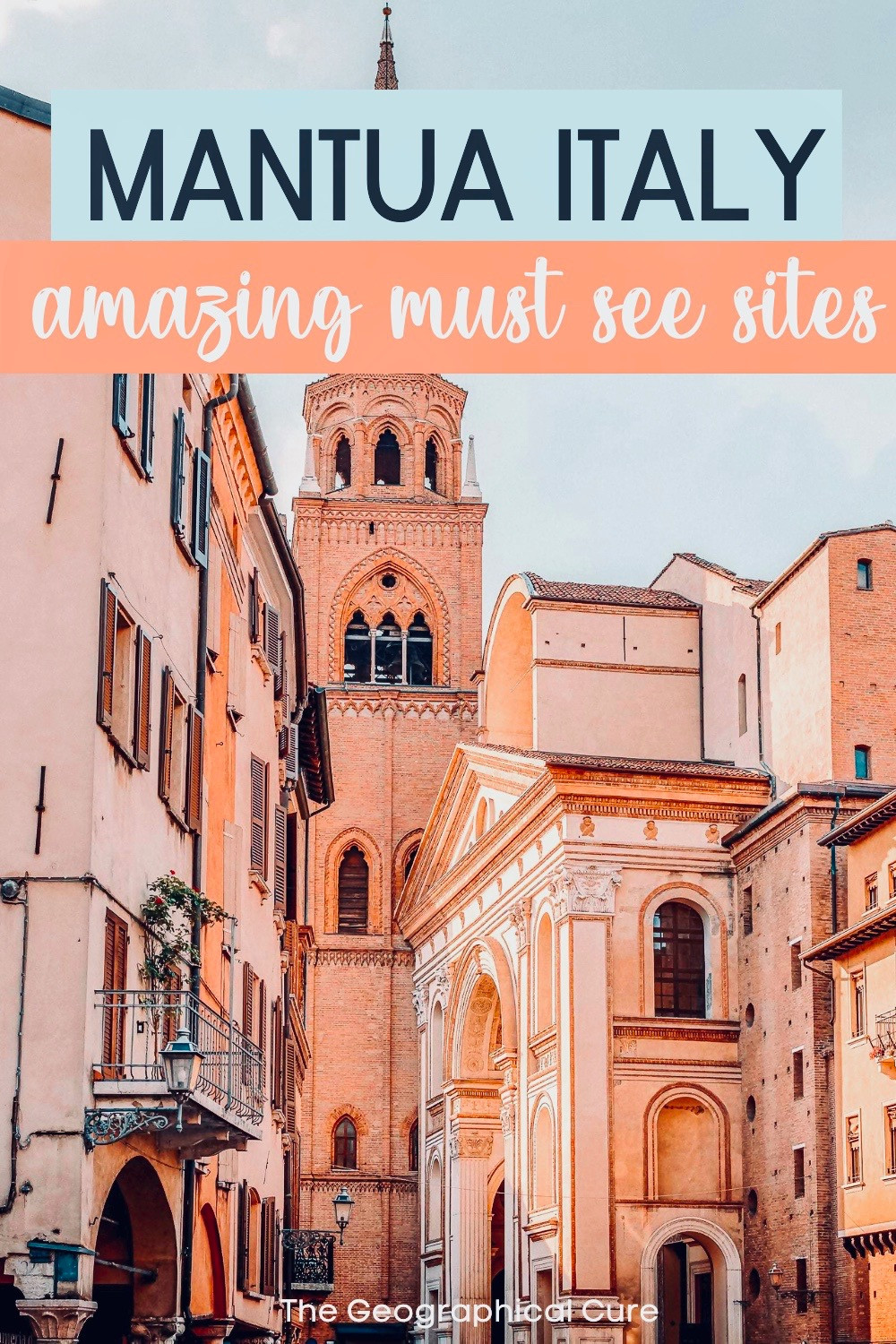 amazing must see sites in Mantua Italy