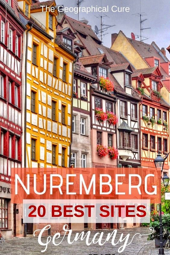 20 Best Sites in Nuremberg Germany