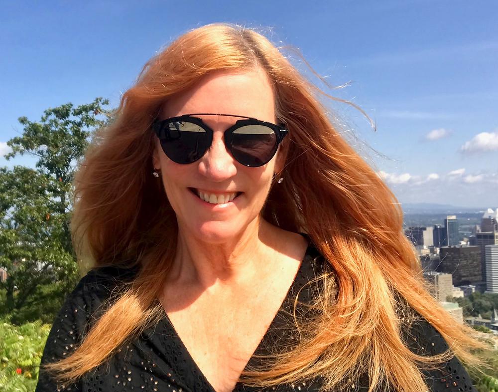 enjoying Mount Royal