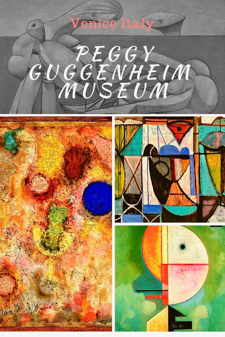 Peggy Guggenheim Museum in Venice