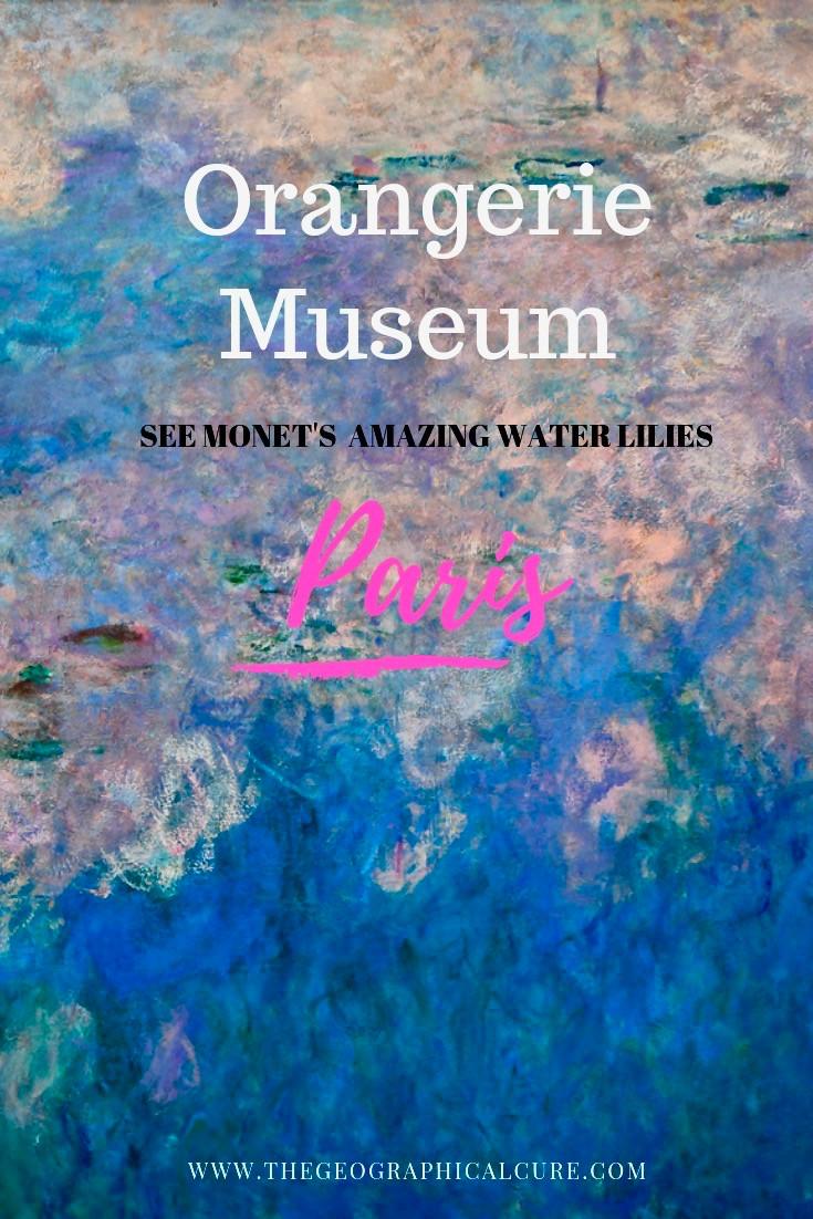 Paris' Orangerie Museum