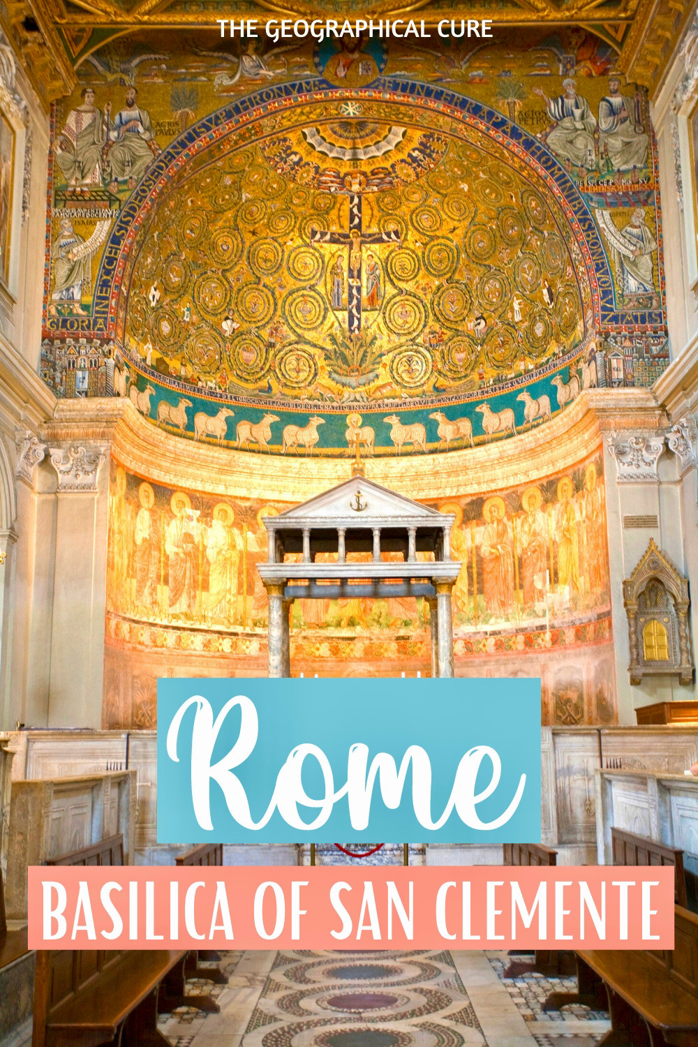 guide to the Basilica of San Clemente, a hidden gem in Rome