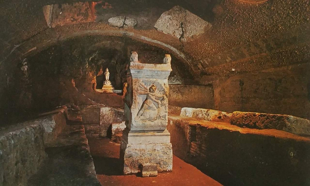 mithreum in the Basilica of San Clemente