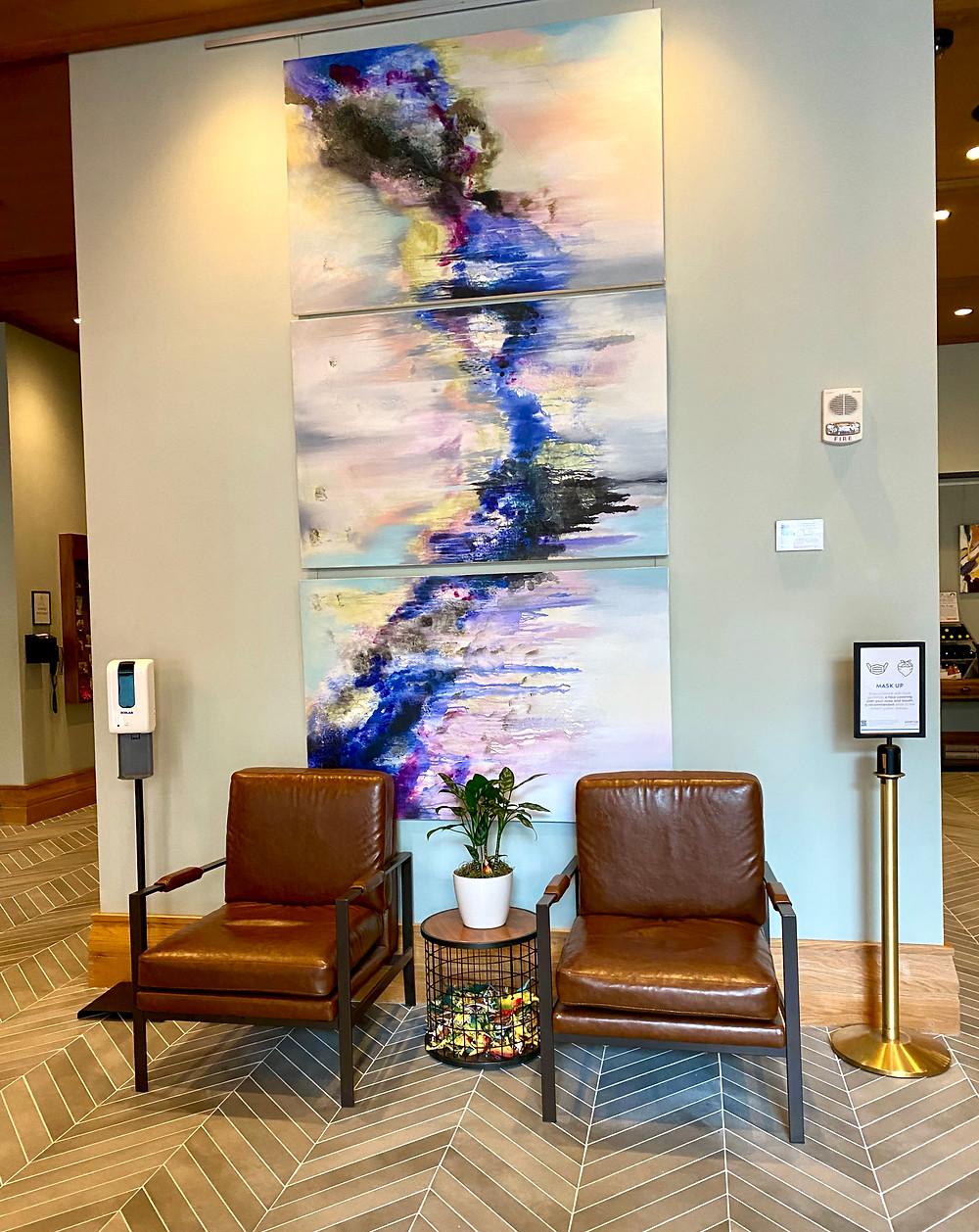 lobby of the Klimpton Schonfield