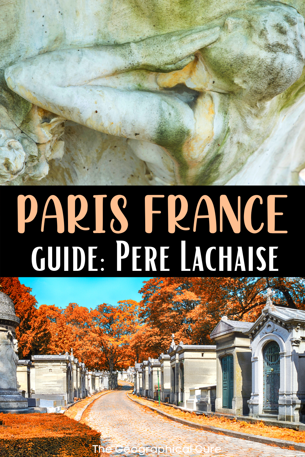 ultimate guide to visiting Pere Lachaise Cemetery, a hidden gem in Paris