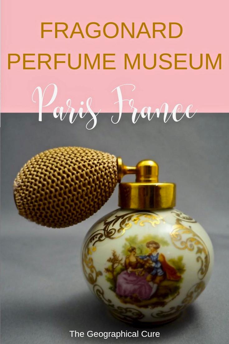 Paris' Fragonard Perfume Museum