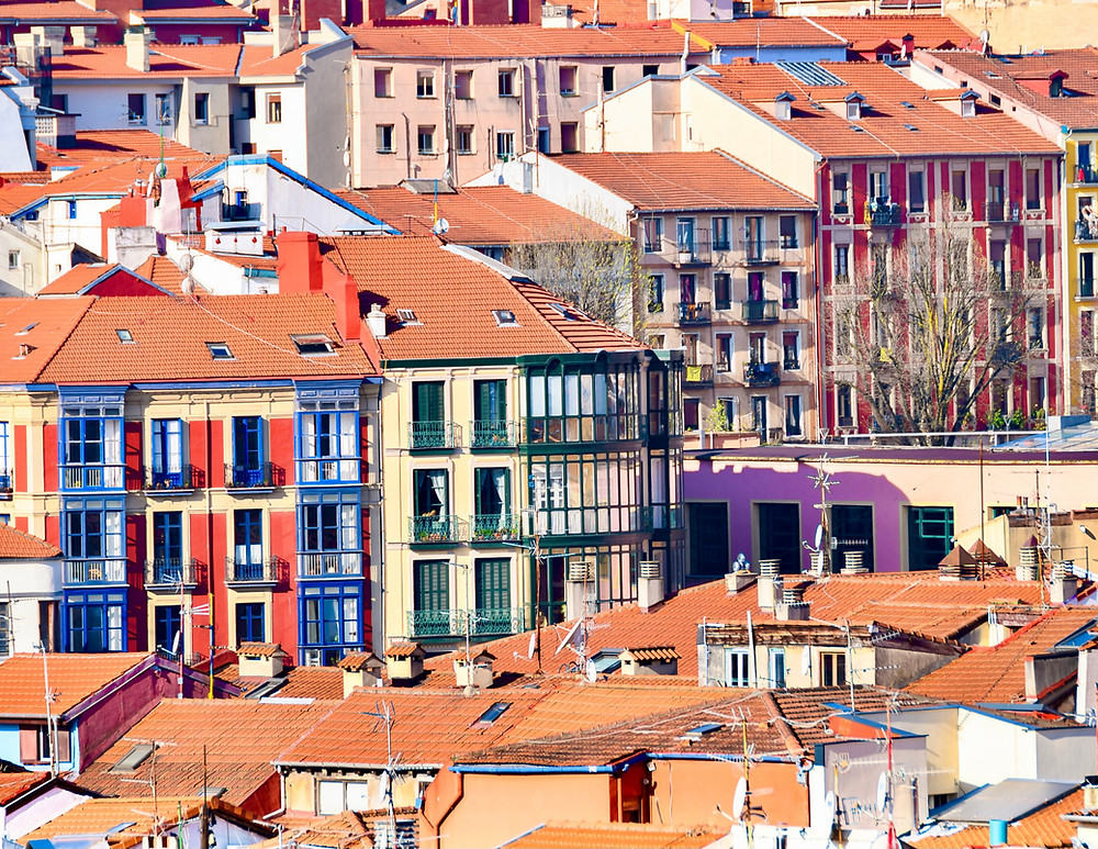 old town of Bilbao