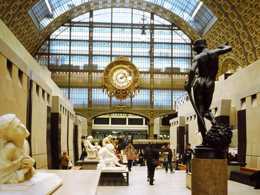 A Tour of Paris' Stunning Musée D'Orsay in 25 Artworks