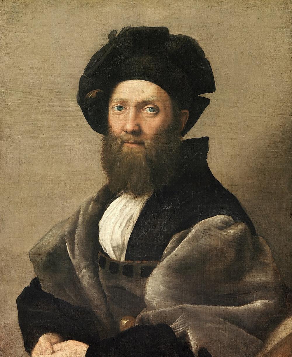Raphael's Portrait of Baldassare Castiglione