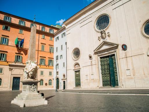 Guide To the Basilica of Santa Maria Sopra Minerva, a Hidden Gem in Rome