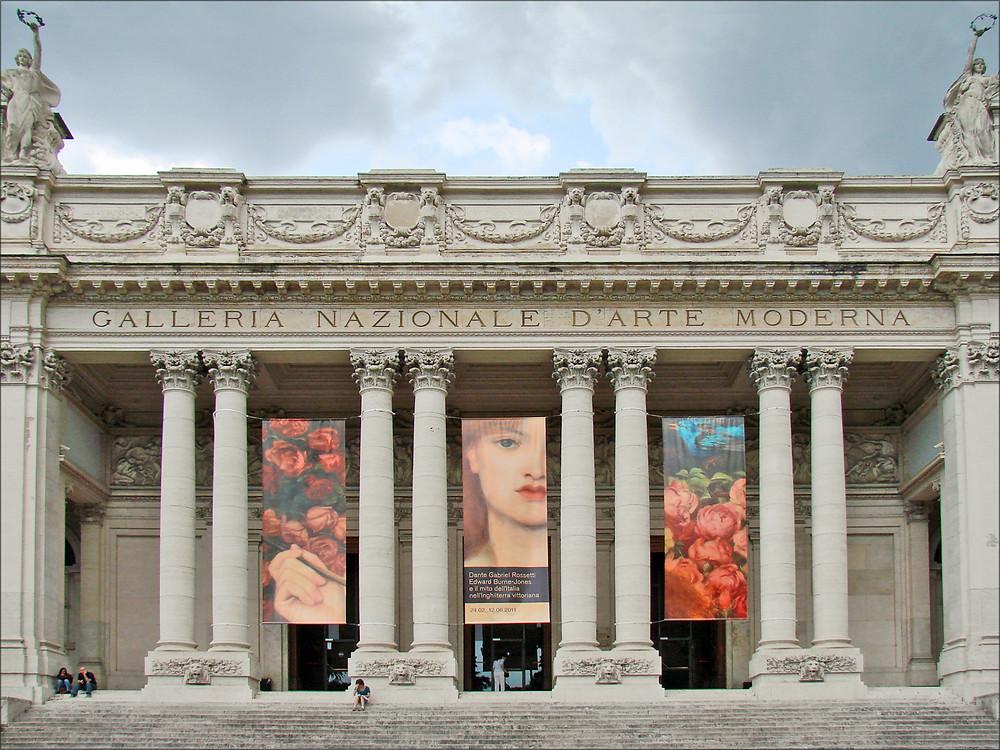 National Modern Art Gallery, Wikimedia, Jean-Pierre Dalbéra