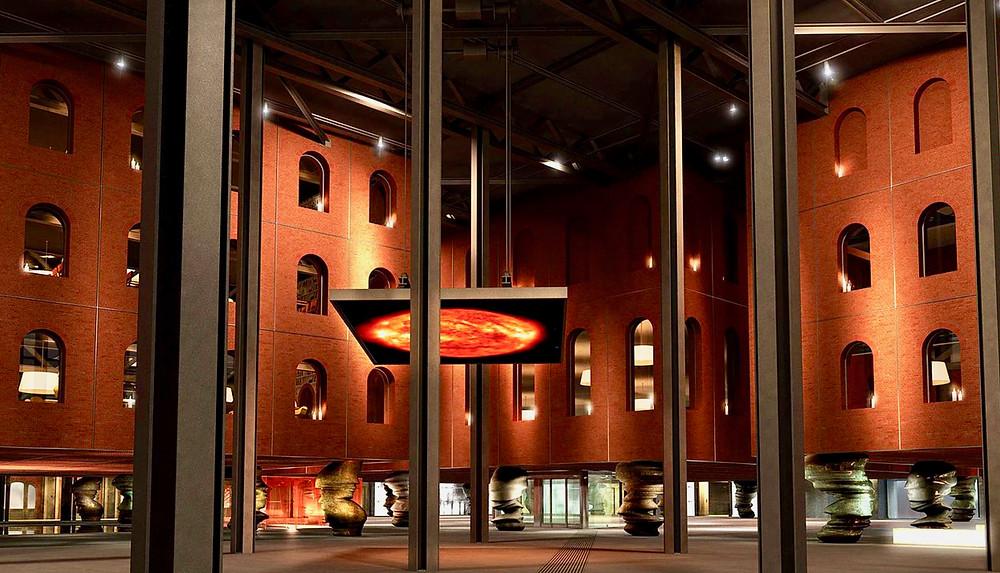 Azkuna Zentroa, a multi-disciplinary culture and leisure center