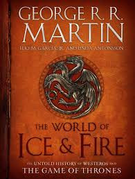 Martin's book of the pre-history of Game of Thrones