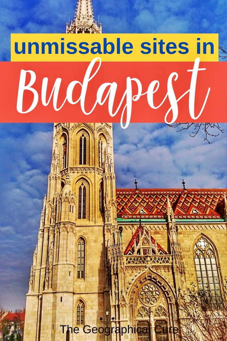 unmissable sites and best things to do in Budapest Hungary