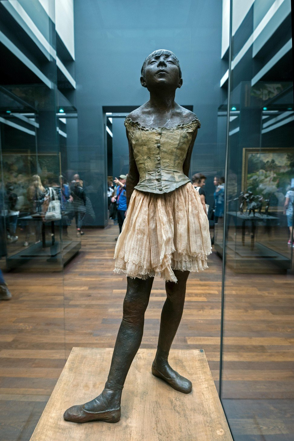 Edgar Degas, Little Dancer of Fourteen Years, 1881