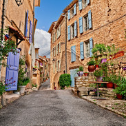 Forcalquier in Provence