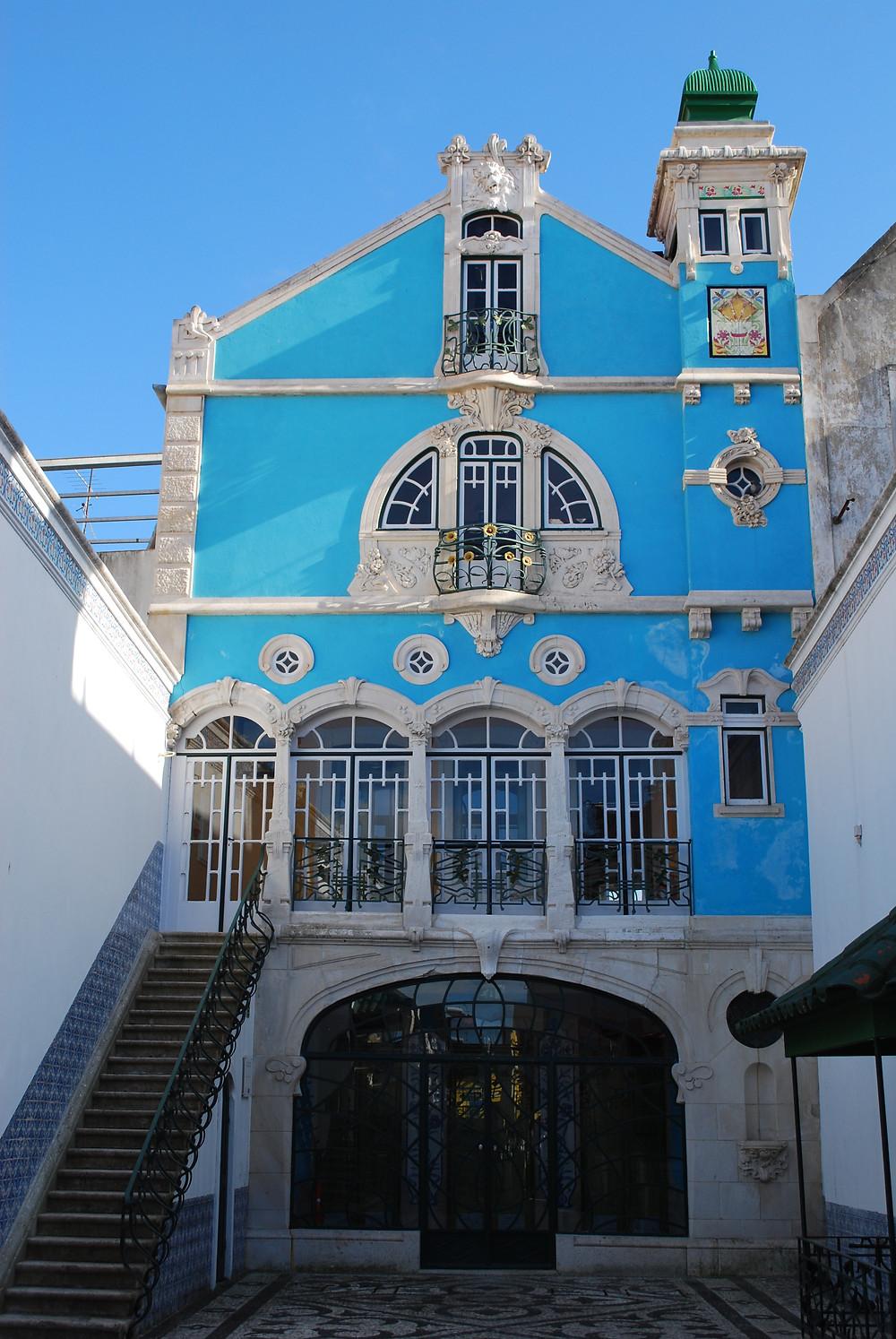 Art Nouveau Museum & Casa de Chá in Aveiro