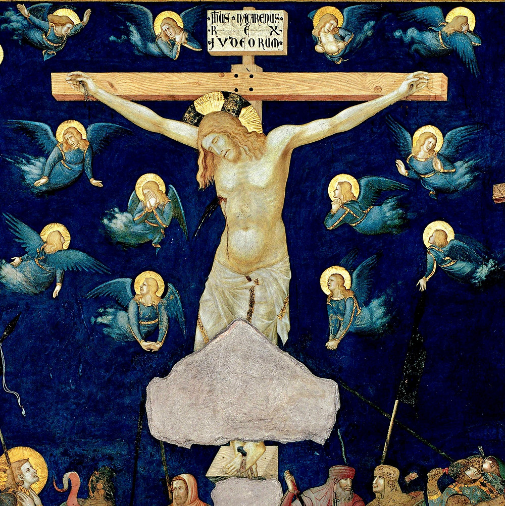 Cimbaue's Crucifixion