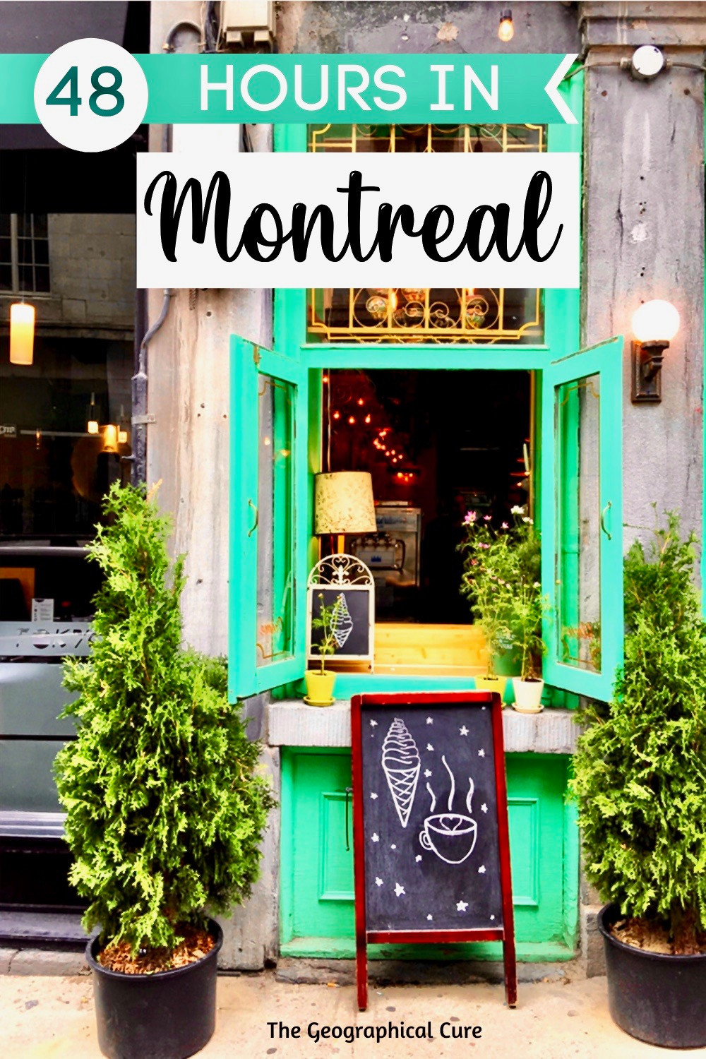 How To Spend two Perfect Days in Montreal