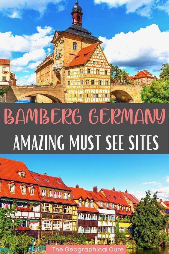 guide to the best things to do and see in Bamberg Germany