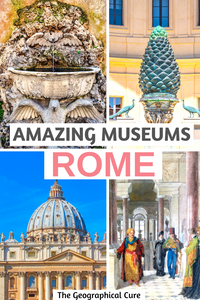 20 amazing museums in Rome Italy
