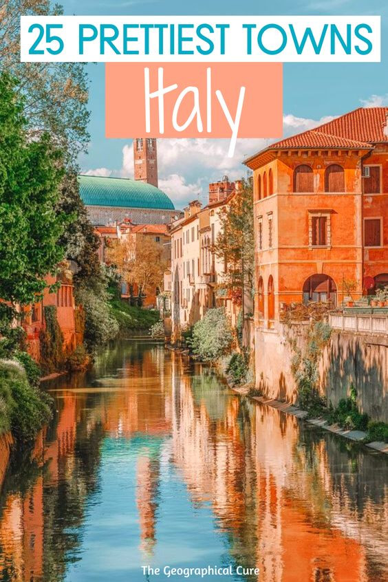 25 Most Beautiful Towns in Italy