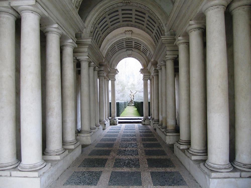 Palazzo Spada's Borromini Perspective Gallery