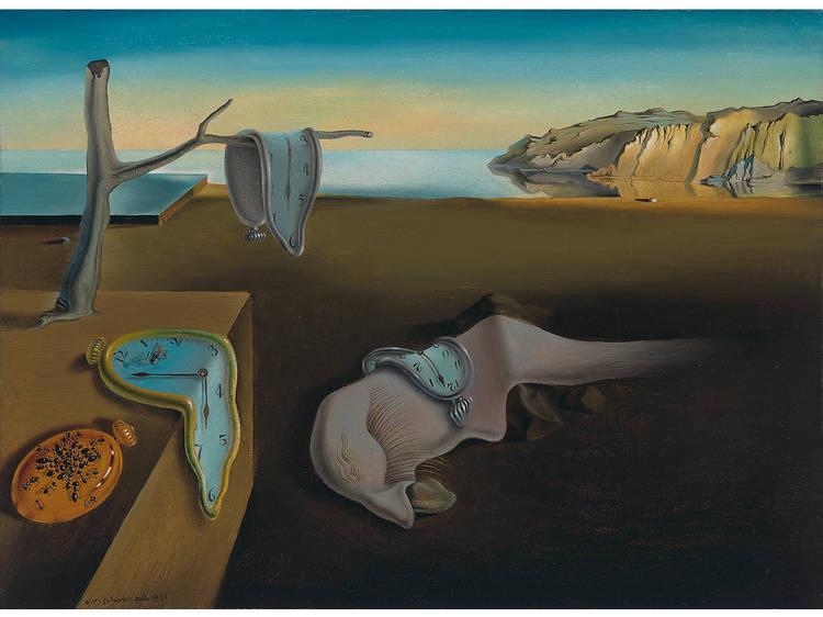 Salvador Dali, The Persistence of Memory, 1931