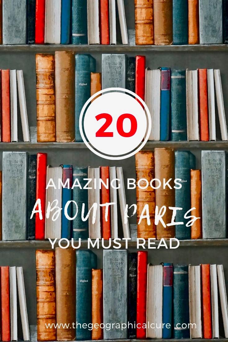 20 Amazing Books About Paris