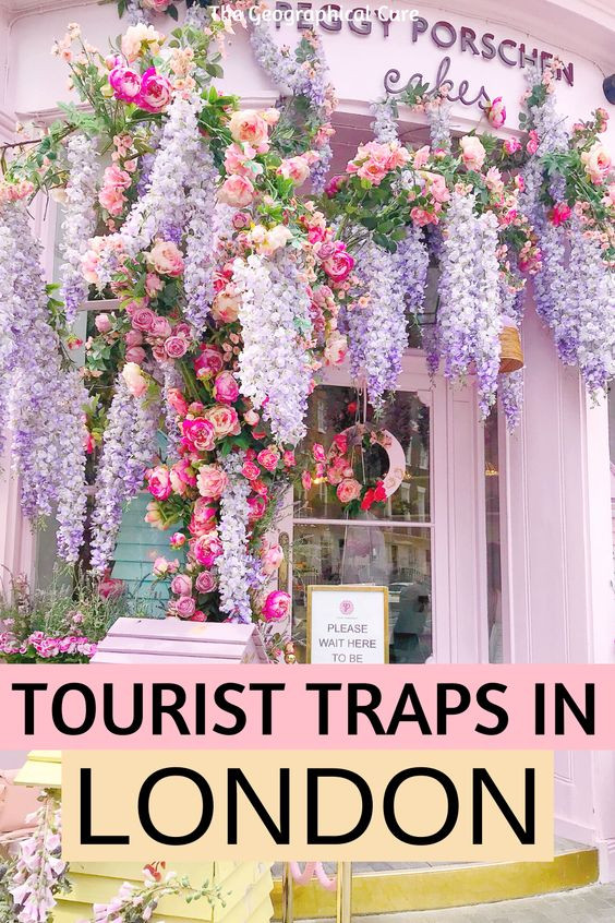 Tourist Traps to Avoid in London England
