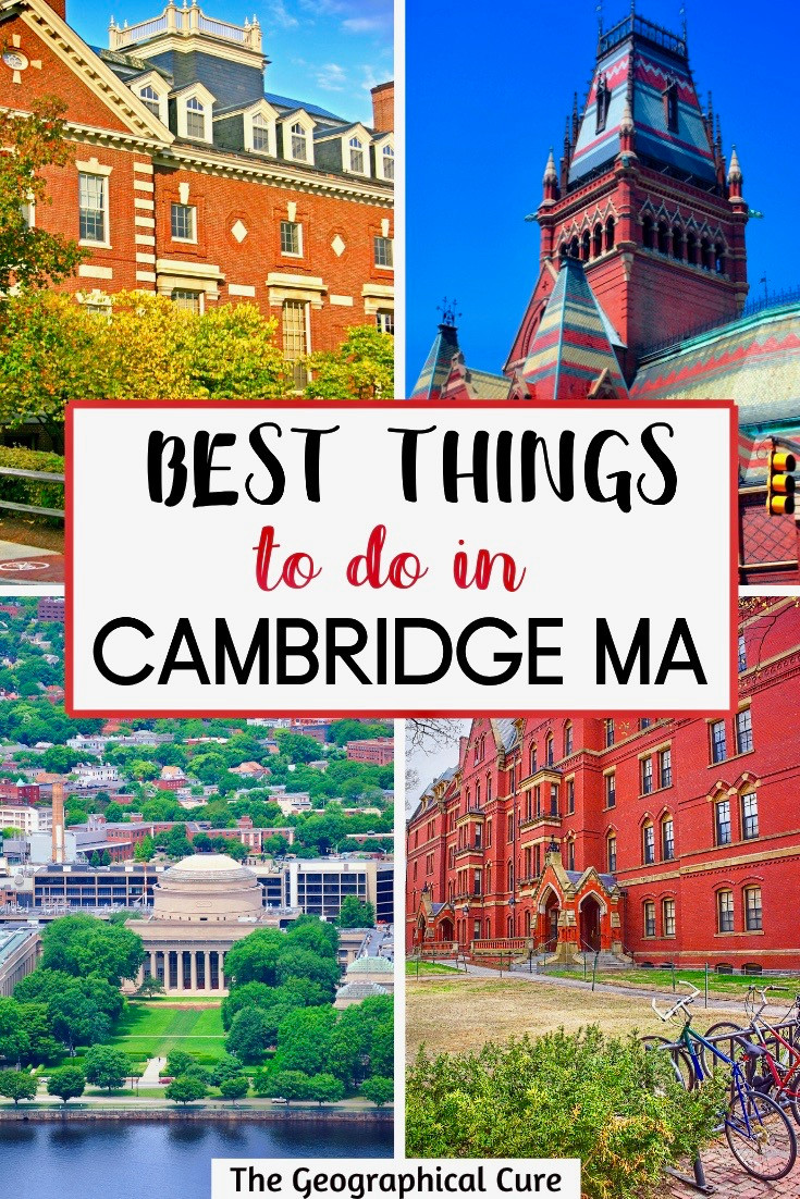 How To Spend a Day In Cambridge Massachusetts, What To See Do and Eat