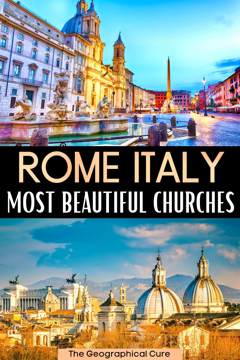 ultimate guide to the most beautiful churches in Rome