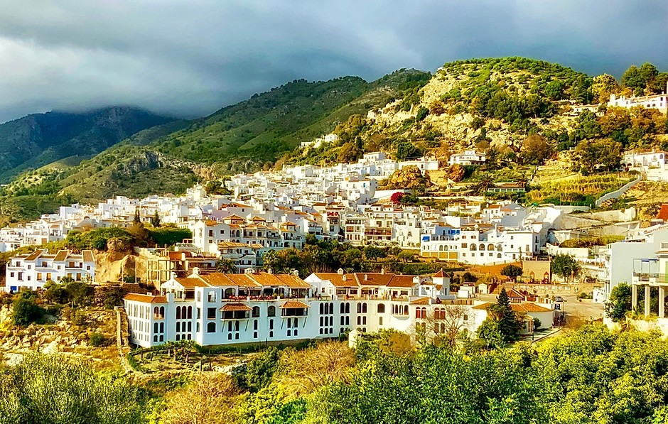 secret town of Frigiliana