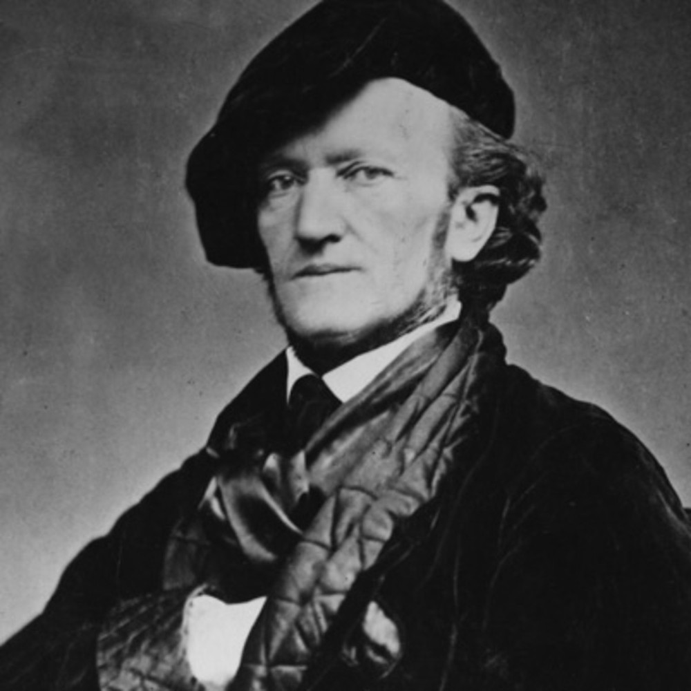 composer Richard Wagner, the man and his dramatic operas were objects of Ludwig's infatuation