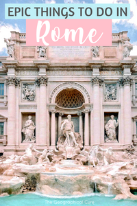 Things to do in Rome: Rome's best ruins and archaeological sites