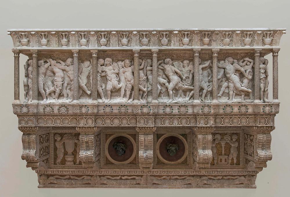 Donatello Choir Loft