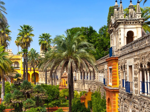 Visitor's Guide to the Royal Alcázar of Seville: A Dornish Garden of Eden