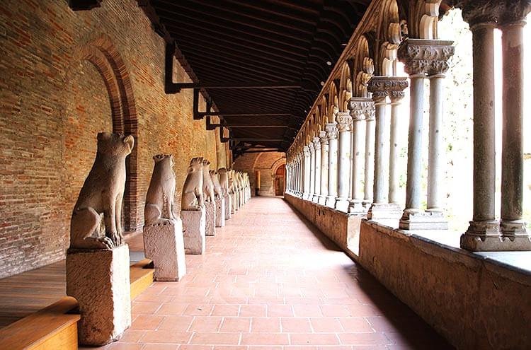Musée des Augustins in Toulouse France